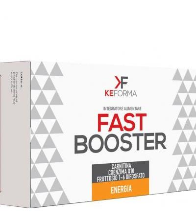 KeForma Fast Booster (30cpr)