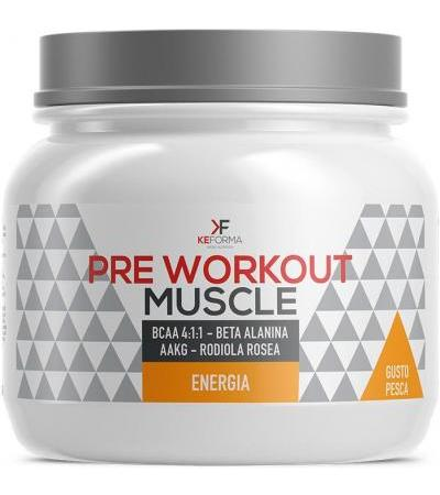 KeForma Pre Workout Muscle (225g)