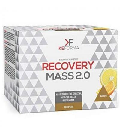 KeForma Recovery Mass 2.0 (10x40g)