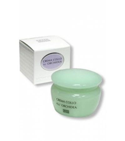 Crema collo all'orchidea 50 ml