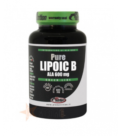 PRO NUTRITION PURE LIPOIC B 90 CPR