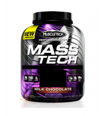MUSCLETECH MASS TECH PERFORMANCE SERIES 3,2 KG Cioccolato