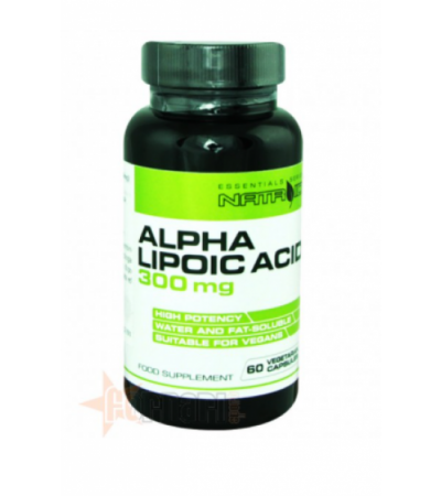 NATROID ALPHA LIPOIC ACID 300mg 60 CPS