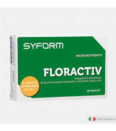 FLORACTIV New Syform SRL