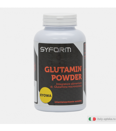 GLUTAMIN Powder New Syform SRL 150 г