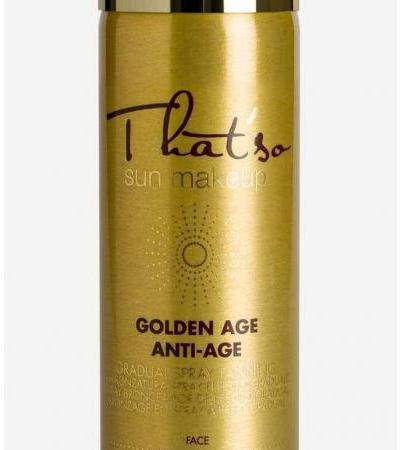Golden Age - That'so - antiage spray tanning makeup