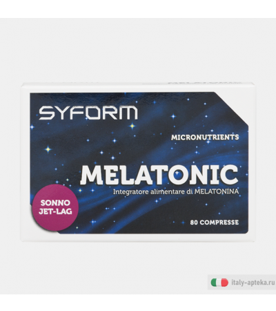 MELATONIC New Syform SRL
