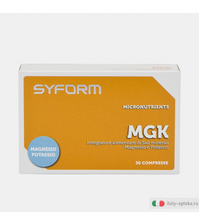 MGK New Syform SRL