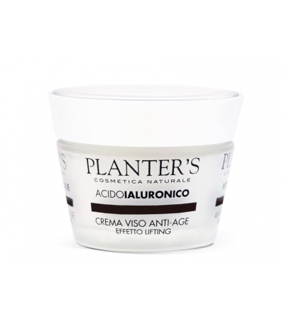 Planter's Crema viso idratazione intensa acido ialuronico anti-age 50ml