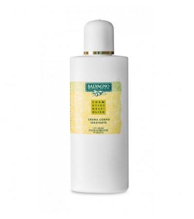 SALVAGNO BODY CREAM WITH EXTRA VIRGIN OLIVE OIL ml. 200