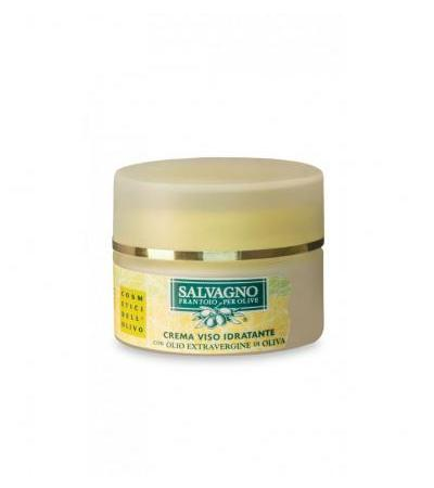 SALVAGNO HYDRATING FACE CREAM WITH EXTRA VIRGIN OLIVE OIL ml. 50