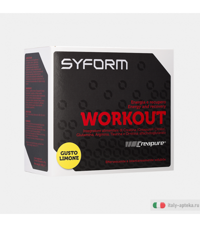 WORKOUT New Syform SRL